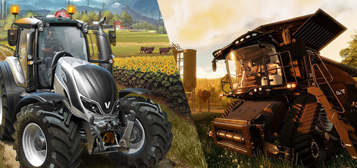 New Holland T9 Series Update Mod