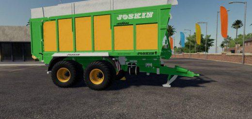 Flatbed Trailer Ibm Jmt19 1 0 0 0 Mod Farming Simulator 2017 17 Ls Mod