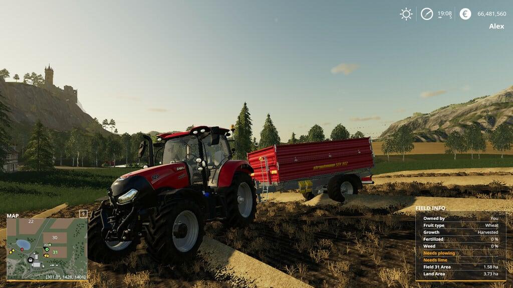 Additional Field Info 1 0 2 1 Ls 2019 Farming Simulator 2017 17 Ls Mod